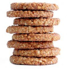 Vegan, GF breakfast cookies