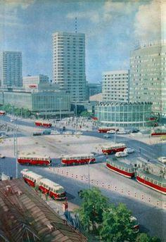 Marszałkowska, 1972