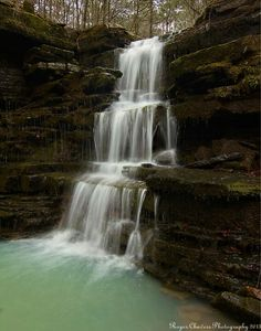 Sally's Throne, Arkansas Arkansas Waterfalls, Ozark National Forest, Native American Genocide, Ocean Waves, Alabama, Pond, Beautiful Things, National Parks, Places To Visit