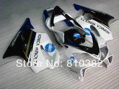 334.80$  Buy here - http://alixgp.worldwells.pw/go.php?t=1773920515 - Hi-grade Motorcycle Fairing kit for CBR600 F4I 01 02 03 CBR600F4I 2001 2002 2003 F4I CBR600 Popular white blk Fairings set HD41