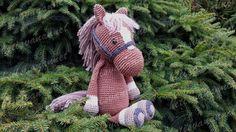 Paardje Puck! Horse Puck! Amigurumi