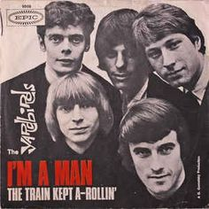 I'm a man - Epic, Germany Vinyl Cd, Vinyl Records, Cd Cover Art, The Yardbirds, Jeff Beck, Best Rock Bands, Music Items, Rock Groups, Vintage Records