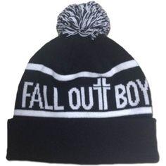 Fall Out Boy Pom Beanie