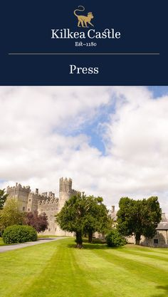 Kilkea Castle in the Media: Boston developer turns old Irish castle into posh hotel.