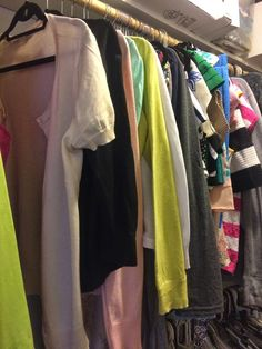 Trying the 40 Hanger Closet as a Capsule Wardrobe