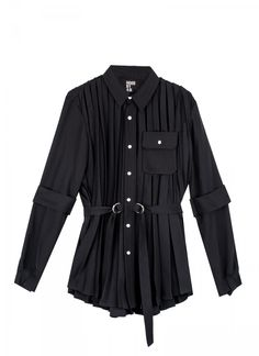 HOOD BY AIR - FREEDOM BUTTON UP