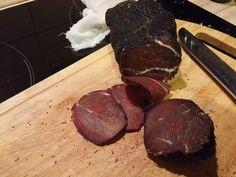 Брезаола: приготовление мясной вкусноты по-итальянски в домашних условиях. мясо, рецепт, БРЕЗАОЛА, длиннопост, готовим дома Pork, Beef, Pork Roulade, Meat, Pigs, Ox, Ground Beef, Steaks, Pork Chops
