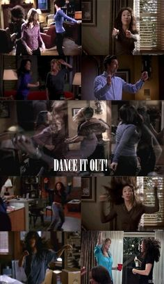 Grey's Anatomy - Dance it out!