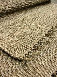 Jute rug #flooring #rugs #natural #naturalarearugs.com