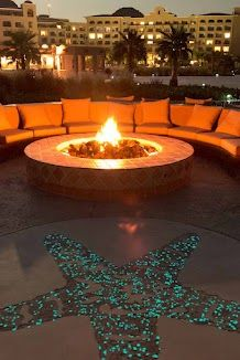 Our Amazing Fire Pit