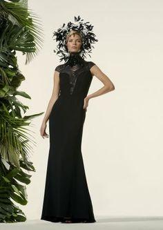 :: CARLA RUIZ ::   FETE 2020 Lancaster, Brighton, San Pedro, Nerja, Victoria, High Neck Dress, Dresses, Style, Fashion