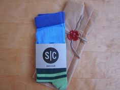 Enter to win a 3 month subscription to Sock of the Month Club. (1/30)