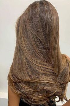 Tired of hair that is weak and brittle? Maybe you're breaking one of these cardinal rules of haircare! Check out these tips for healthy hair. 10 habits for healthy hair Blonde Hair For Brunettes, Light Brunette Hair, Blonde Hair With Highlights, Brown Blonde Hair, Gray Hair, Black Hair, Baby Highlights, Blonde Honey, Brunette Color