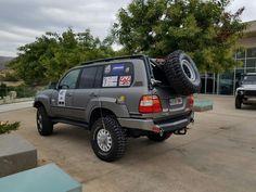 100 Series Landcruiser, Landcruiser 100, Toyota Land Cruiser 100, Lexus Lx470, Toyota 4, Expedition Vehicle, Car Set, Welding Projects, Metal Work
