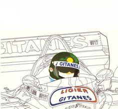 Ligier Gitanes