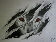 I'd love to have this tattoed on my left shoulderblade!