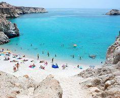 Tsigkrado Beach -- Greece