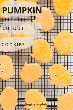 A delicious sugar cookie recipe perfect for fun holiday shapes.