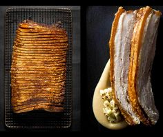 Now that's what I call pork belly perfection @bsksingapore ! Stunning! #breadstreetkitchen #singapore #sg