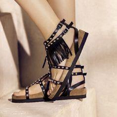 WALK THE LINE · Summer | We Love | Shoes | Fashion | Rapsodia.com