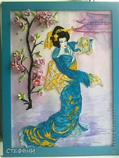 quilling - Japanese