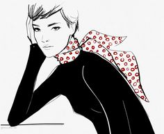 What about the neck? http://www.garancedore.fr/en/2013/10/23/what-about-the-neck/