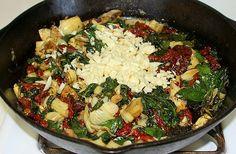 Italian Chicken Bake - Lots of Garlic by Sisters Raising Sisters, via Flickr