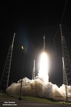 NASA's MMS Satellite Constellation Blasts to Orbit to Study Explosive Magnetic Reconnection