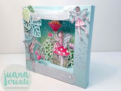 Juana Ambida | Fairy Celebration Magic | International blog hop Stampin' Up! #Fairycelebration,…