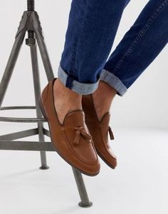 Shop Jack & Jones tassel loafers in tan. With a variety of delivery, payment and return options available, shopping with ASOS is easy and secure. Shop with ASOS today. Wedding Shoes Online, Tassel Loafers, Jack Jones, Fashion Online, Tassels, Latest Trends, Asos, Carousel, Stuff To Buy