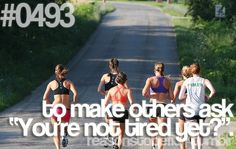 Reason to Be Fit #493