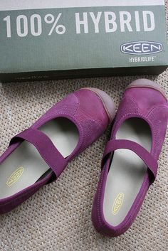 Keen Sienna - really great for walking.     women shoes