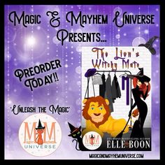 It doesn't matter where you came from or where you're headed. What matters is that you've always got a place with the Wilder Crew. Preorder The Lion's Witchy Mate by Elle Boon #MagicMayhemUniverse #ebook #pnr #UnleashTheMagic #preorder