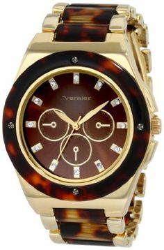Vernier Women's VNR11019 Round Chrono Look Fashion Watch, http://www.amazon.com/dp/B0057CXT90/ref=cm_sw_r_pi_awd_29d1rb13YC39P