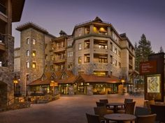 Lake Tahoe - One Village Place - Northstar's most sought-after lodging! #laketahoe