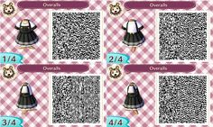 Animal Crossing New Leaf QR