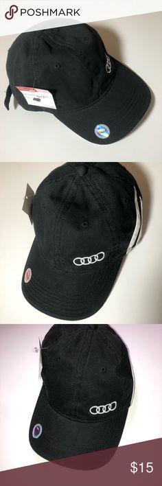 3a4c0311 Adidas Dad Hat Audi Strapback Cap Brand New Car  🌎everythingvtg.bigcartel.com🌎