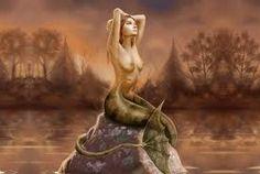 seres mitologicos sirenas personajes de apariencia atractiva que encantaban con su melodiosa voz...