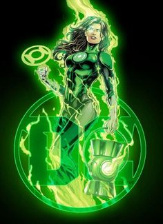 DC Comics Announces Dark Nights: Metal One-Shots Featuring Evil Versions of Batman Heros Comics, Dc Comics Characters, Dc Comics Art, Comics Girls, Dc Heroes, Jessica Cruz Green Lantern, Green Lantern Hal Jordan, Green Lantern Corps, Green Lanterns