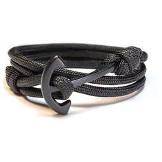 Sail Swag Bracelets Cruising Noir