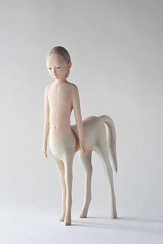 Yoshimasa Tsuchiya (mythological sculptures )