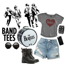 """""""the beatles"""" by flie9enpilz on Polyvore featuring 3x1 and RED Valentino"""