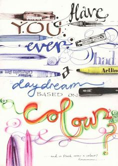 have you ever had daydream color?