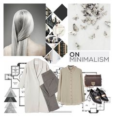 """Minimalism!"" by nelli-nersisyan ❤ liked on Polyvore featuring Monki, STELLA McCARTNEY, MANGO and Jimmy Choo"