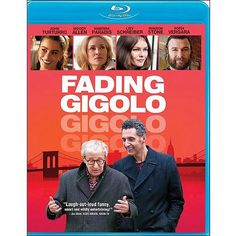 Film Intuition Blu-ray Review: Fading Gigolo (By Jen Johans)  http://reviews.filmintuition.com/2014/08/blu-ray-review-fading-gigolo-2013.html