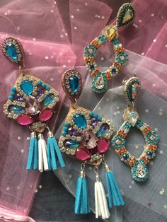 Tassel Necklace, Bracelets, Jewelry, Fashion, Moda, Jewlery, Jewerly, Fashion Styles, Schmuck