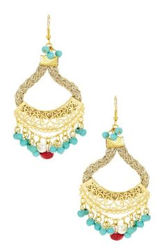 All About Earrings    Cassia Earrings        $27.00$128.00  79% off