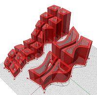 Generic Explorations: Parametric urbanism