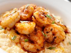 "Mississippi: Shrimp and Grits : ""Our Mississippi brides love shrimp and grits!"" says Wendy Putt of Fresh Cut Catering & Floral in Flowood. ""Since it features our Mississippi corn grits and gulf shrimp, it makes for a delicious comfort food that can be served even at the most-upscale event. And it can be served anytime of the day: brunch, dinner or a late-night wedding with other heavy hors d'oeuvres.""   Photo: Mphillips007/iStock"
