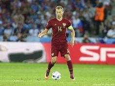 Por autogol ante la Sele, le suspendieron el homenaje al capitán ruso
